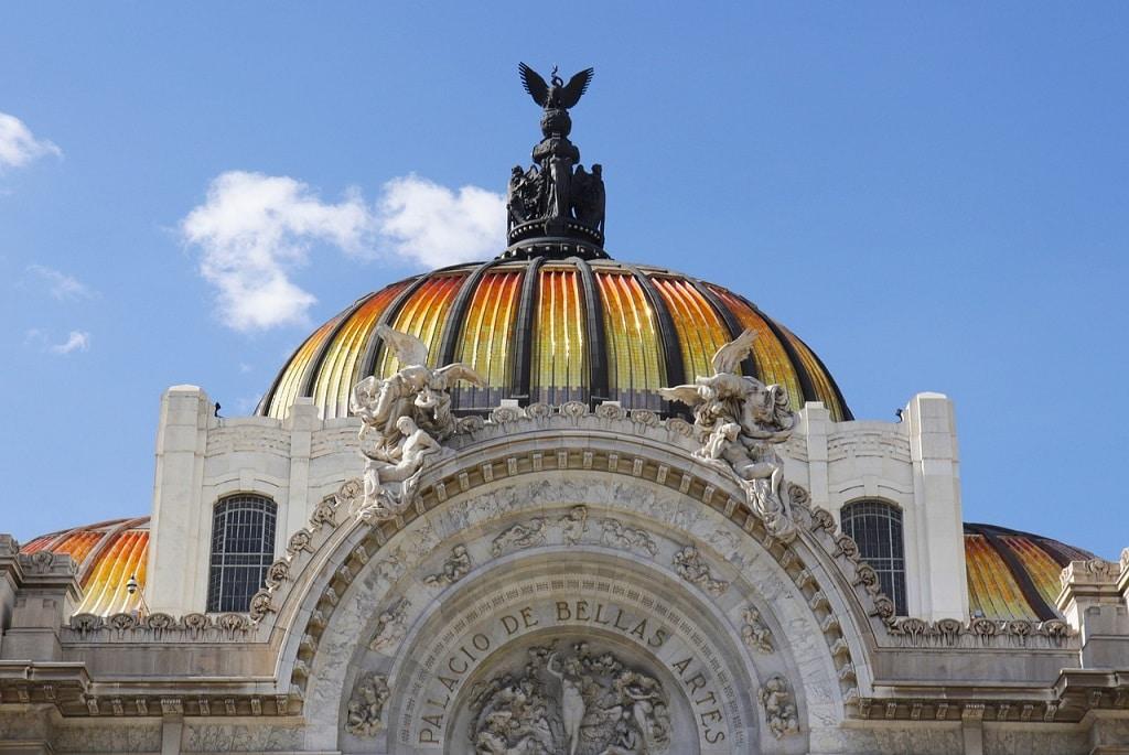 History of Palacio de Bellas artes