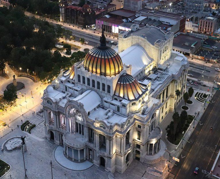 Palacio de Bellas Artes museum