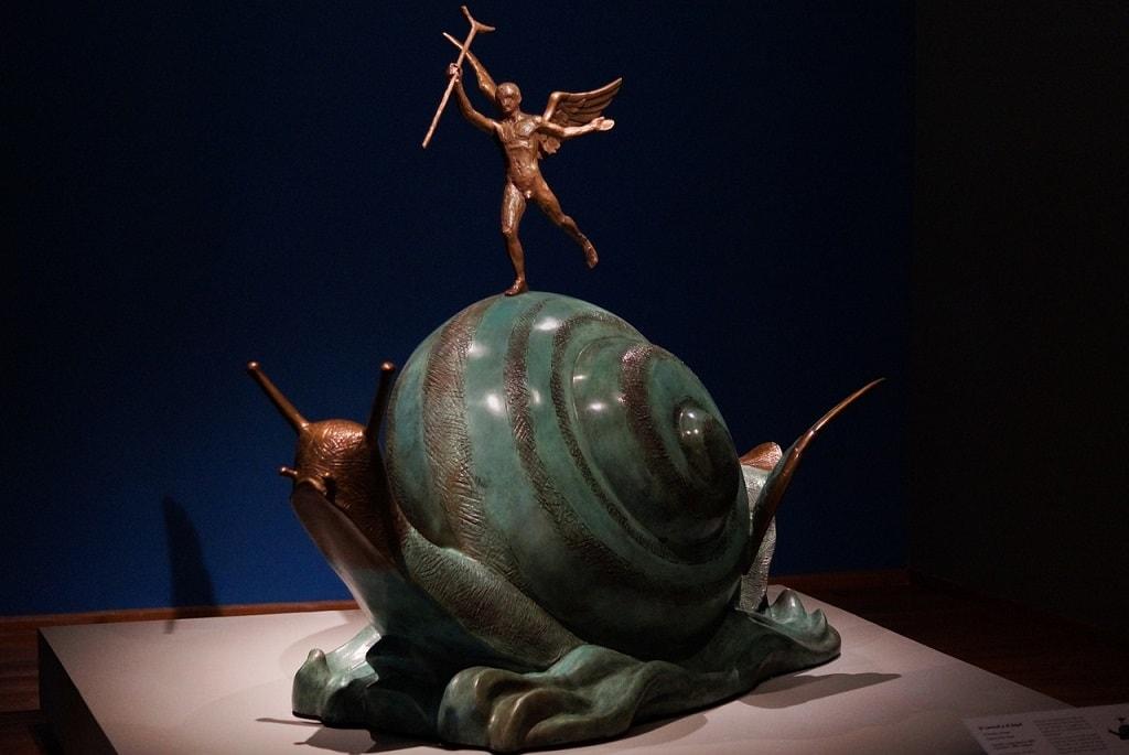 Obra de arte de Museo Soumaya