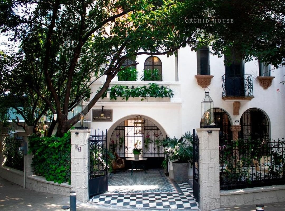 5 reasons why Orchid is the best Boutique Hotel in Polanco
