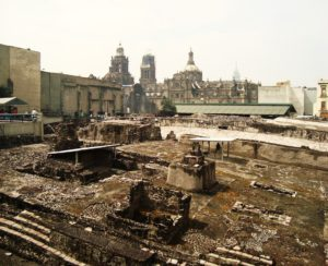 Visit the templo mayor