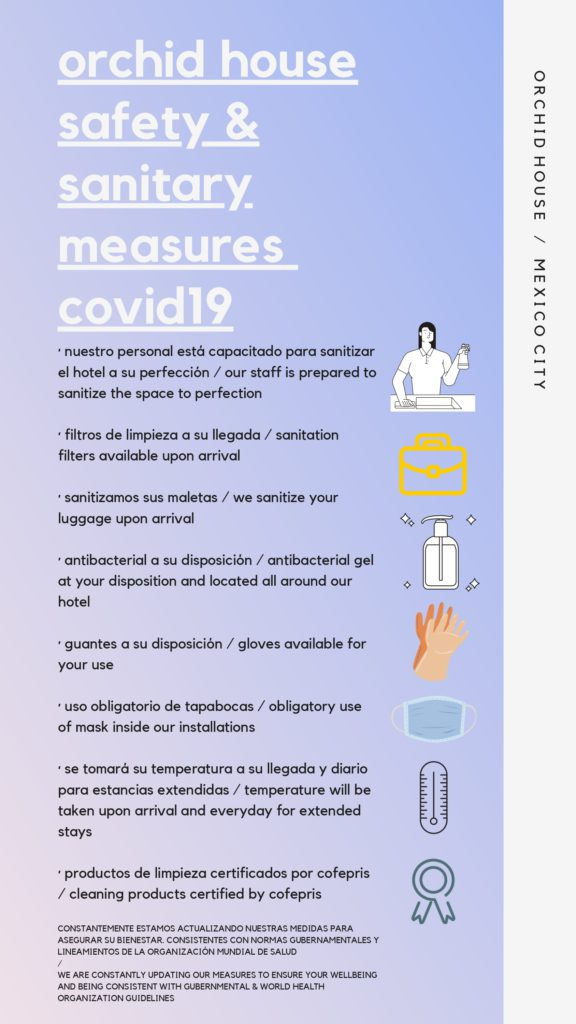 safety measures-COVID-19